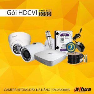 TRỌN BỘ CAMERA HD-CVI DAHUA SIÊU NÉT HD1080P
