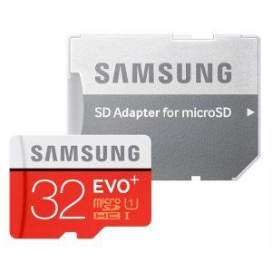 Thẻ nhớ Samsung Evo Plus 32G 95M/s - Hãng phân phối chính thức
