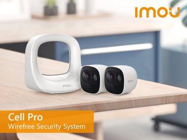 CAMERA WIFI KHÔNG DÂY DÙNG PIN Cell Pro IMOU