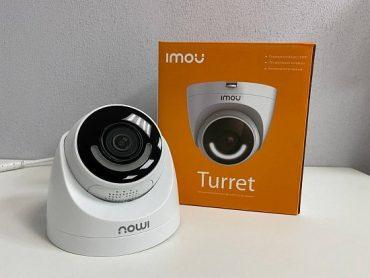 Camera IP Dome IMOU TURRET IPC-T26EP