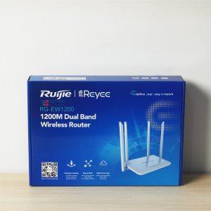 Bộ phát WiFi Ruijie RG-EW1200 Dual-band AC1200 MU-MIMO hỗ trợ Mesh
